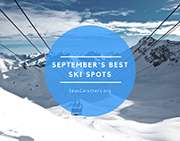 The Best Ski Spots for September