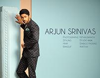 Actor Arjun Portfolio