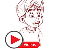 How to Draw_face boy