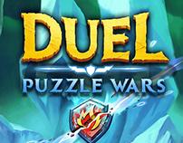 Duel - Puzzle Wars