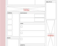 UX/UI Portal web