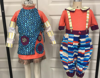 Childrenswear Front View