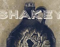 Shakey Graves Gig Poster