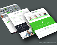 Arena - Business Template