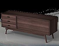 Console Cabinet-1
