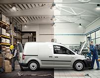 Volkswagen - Service Support