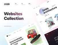 Websites Collection 2020