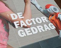 TNO: DE FACTOR GEDRAG