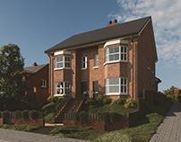 New Build Semi Detached House, Wargrave, United Kingdom