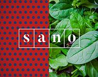 Sano - Brand Identity