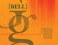 Promoting bell: type specimen