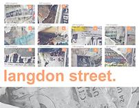Langdon Street Brochures