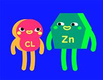 Cl♥Zn