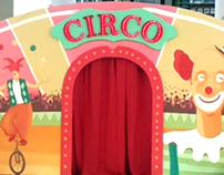 Circo para niños en Punta Carretas Shopping