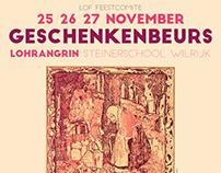 Lohrangrin Geschenkenbeurs 2016 / Poster