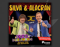Alfredo Silva & Alacrán | Diseño Gráfico