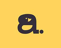 Ankdammen i Åbo - logo
