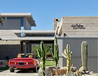 Las Palmas Residence by Tim Ditchfield Architects
