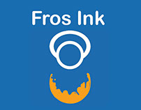 Fros ink (Branding and packaging)
