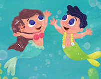 Counting In The Ocean | Educational Children's Book