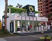 Etisalat Telecom Store at Porto Marina