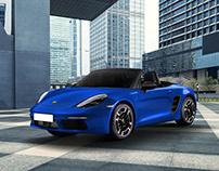 Puma GTS Cabriolet