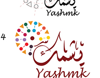 Yashmak Logo for hand made accessories