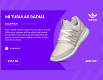 WooCommerce Product / Sneakers