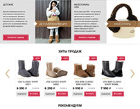 Uggs official