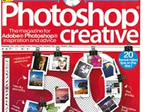 Photoshop Creative Featured issue 66