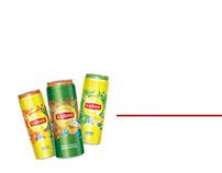 Lipton (Distribution center branding)