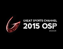 Great Sports Channel 2015 OSP Design