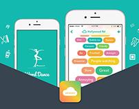 Word Dance iOS App