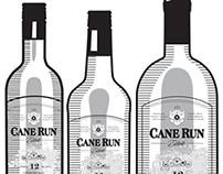Cane Run Illustrations