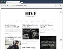 HIVE A Premium Magazine Style WordPress Theme