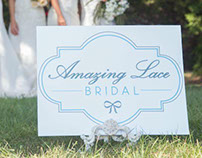 Amazing Lace Bridal Logo