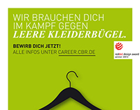 CBR Recruiting Broschüre