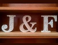 J & F - Wedding Decor