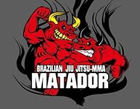 matador brazilian jiu jitsu-mma