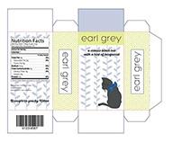 Earl Grey Tea Packaging