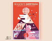 UNESCO / Greeting card 2018