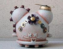 Steampunk Mini-Buffmonsters