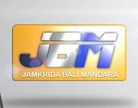 JAMKRIDA Bali Logo Bumper