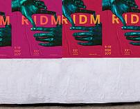 RIDM proposition visuelle