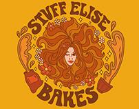 Stuff Elise Bakes logo