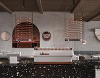 Domodedovo coffeeshop
