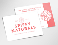 Stationery Designs - Spiffy Naturals