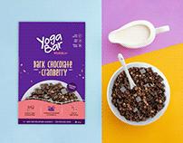 Yogabar Muesli Packaging