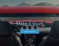 Ford.com Homepage