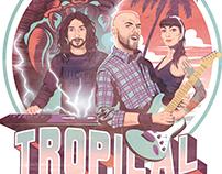 Tropical Pizza - Radio Deejay
